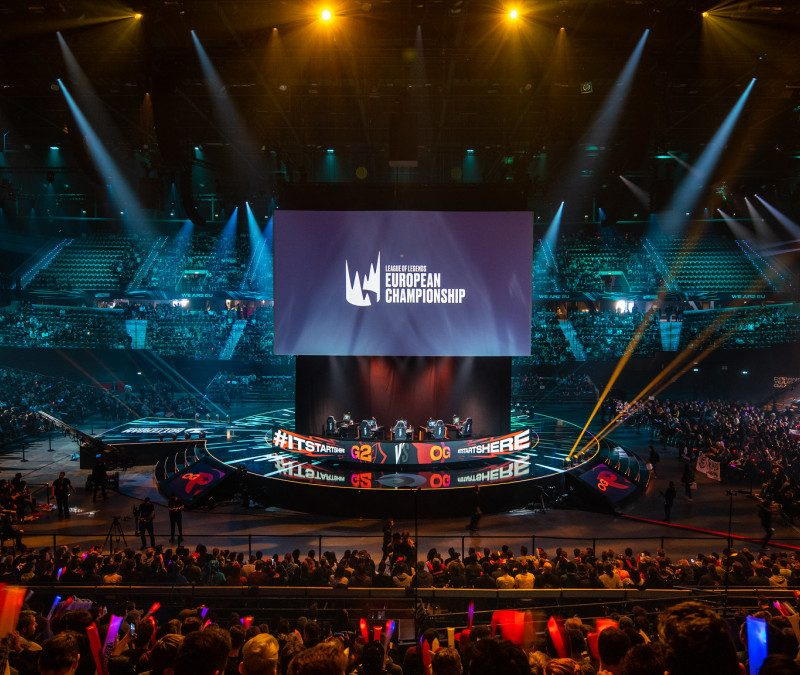 LEC Final Summer split 2019 is now at Athens