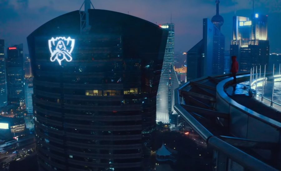 2020 lol worlds shanghai