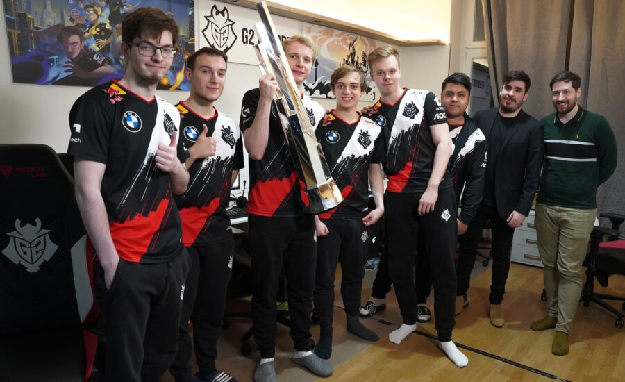 LEC 2020 : G2 Esports win the LEC for the 8th time